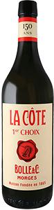Bolle 1865 Chasselas élevé sur lies La Côte AOC